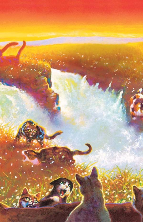 Сайт Коты-Воители: Лунный Свет .